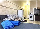 Уютная 1к квартира в новом доме, метро Печерск, от хозяин  Киев, Печерский, фото 3