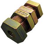 Huzzle Nutcase 6* Металлическая головоломка Крепкий орешек Болт Hanayama (Japan), фото 2