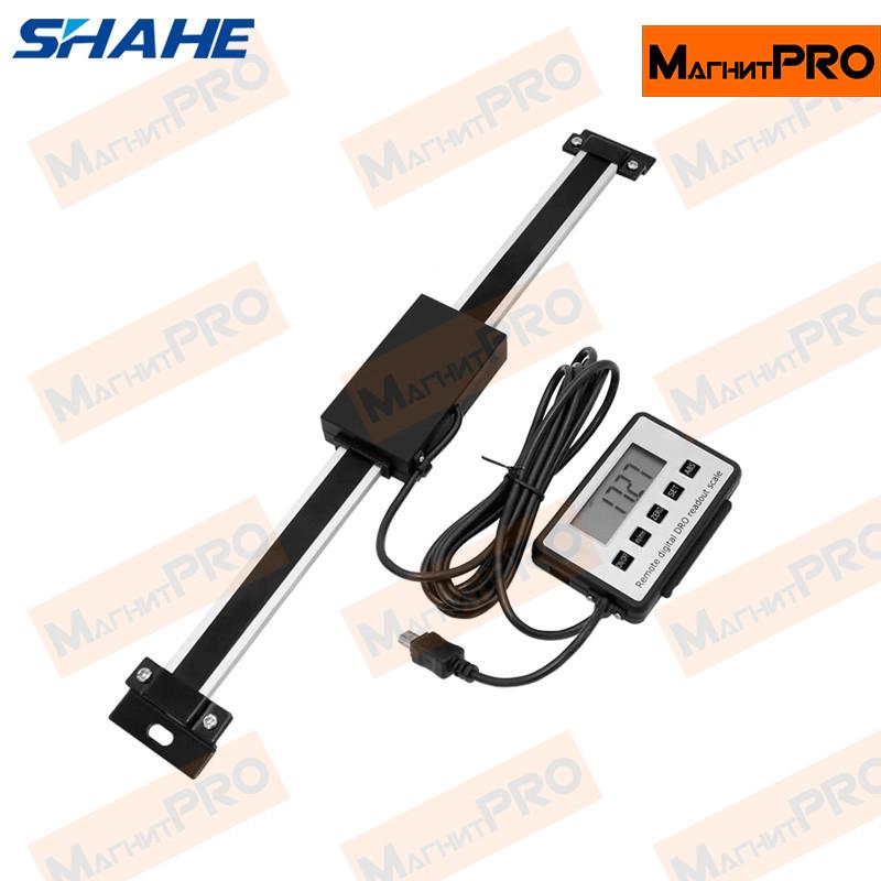 Магнитная линейка для станка с выносным цифровым дисплеем Shahe 5415-150
