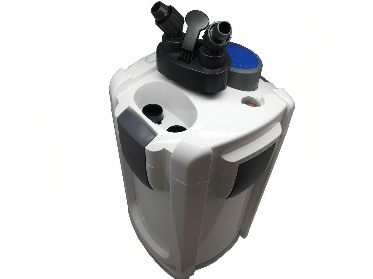 Внешний фильтр SUNSUN HW-704B с УФ-лампой для акварума 400-700 л