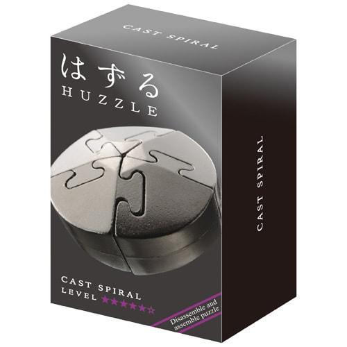 Металлическая головоломка | Huzzle Spiral | 5* | Hanayama (Japan)