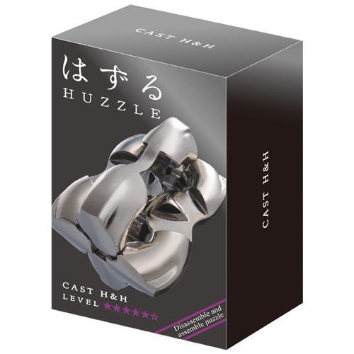 Металлическая головоломка | Huzzle H&H | 5* | Hanayama (Japan)
