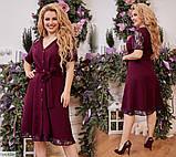 Женское платье   (размеры 50-56) 0229-30, фото 3