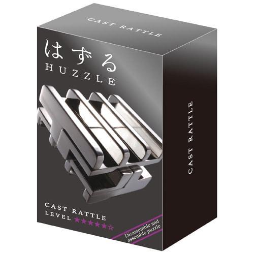 Металлическая головоломка | Huzzle Rattle | 5* | Hanayama (Japan)