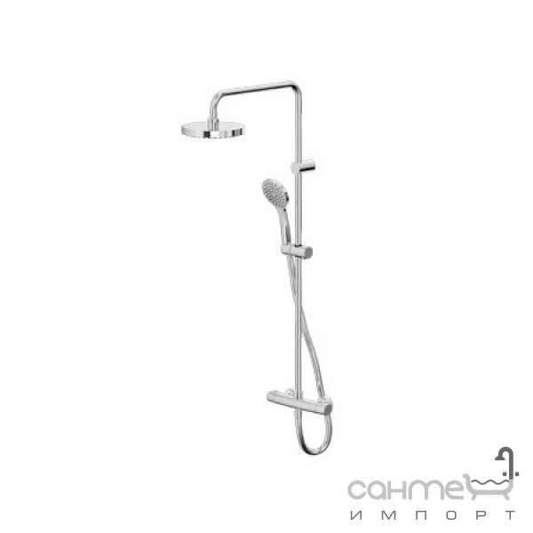 Смесители AM.PM Душевая система AM.PM Sense ShowerSpot F0775000