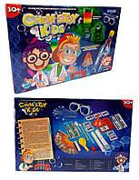 """Безопасный образовательный набор для проведения опытов Danko Toys """"CHEMISTRY KIDS"""" (7888DT/2) Мальчик"""