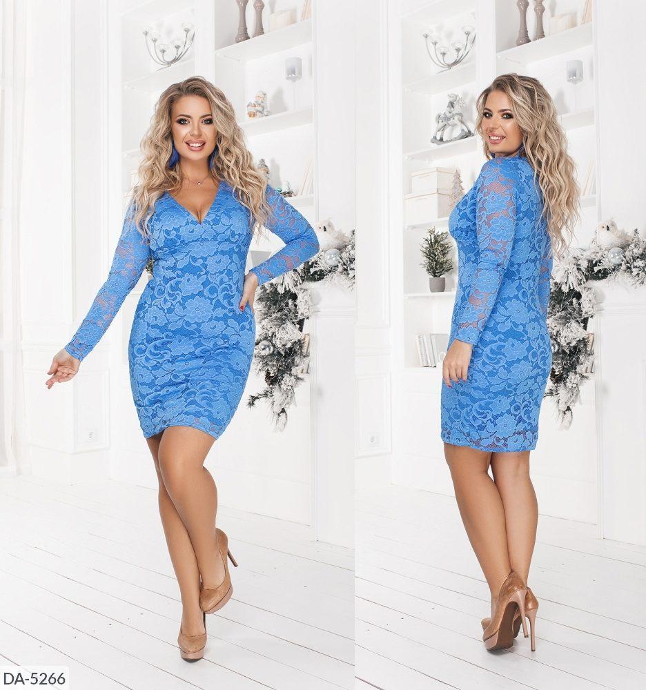 Женское платье   (размеры 48-54) 0229-38