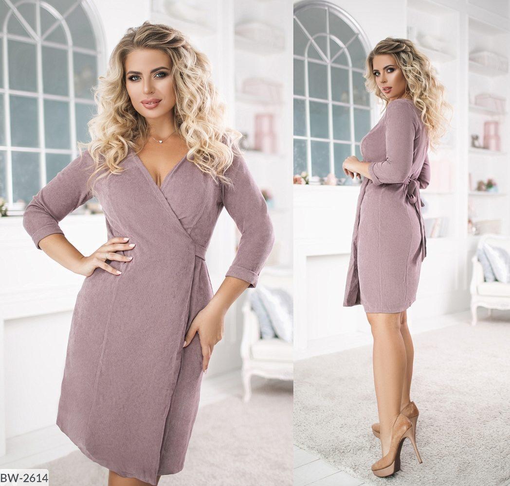 Женское платье   (размеры 48-54) 0229-40