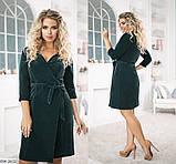 Женское платье   (размеры 48-54) 0229-40, фото 4