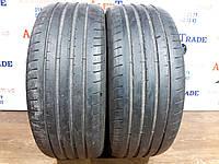 225/50 r17 Goodyear Eagle F1 Asymmetric 3 летние шины б/у