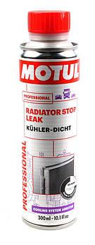 Герметик системи охолодження (300ml) Radiator Stop Leak (для радіатора) (108126) Motul
