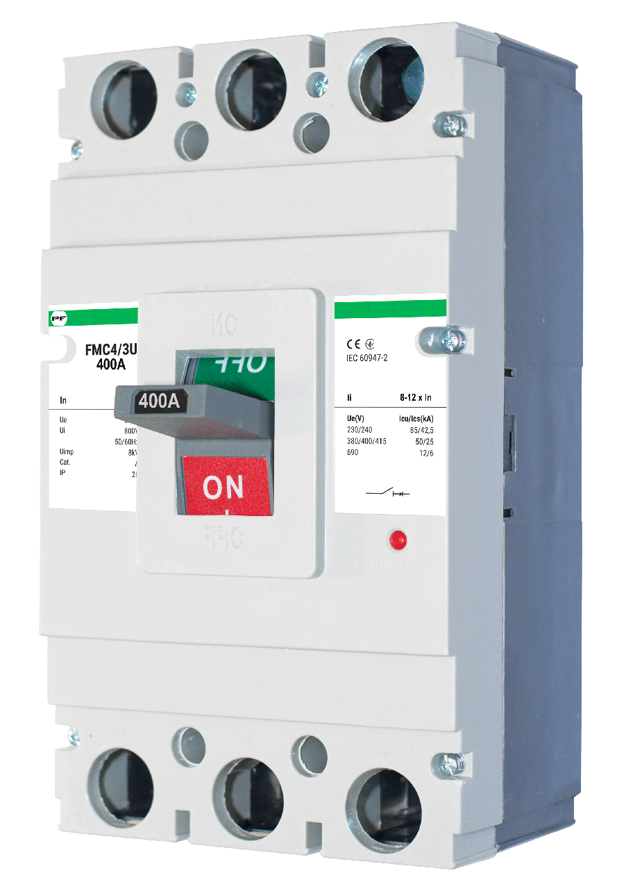 Автоматический выключатель АВ3003/3H 200А 3-5In 3P