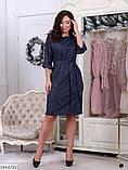 Женское платье   (размеры 50-56) 0229-51, фото 2