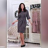 Женское платье   (размеры 50-56) 0229-51, фото 4