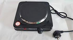 Електрична плита дискова Rainberg Rb-777 електроплита 1200 W