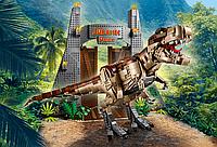 """Конструктор LARI Dinosaur World 11338 """"Парк Юрского периода: ярость Ти-Рекса"""" , 3156 дет, фото 1"""