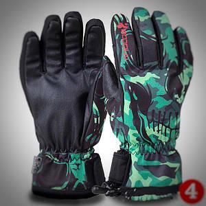 Чоловічі гірськолижні рукавички Boodun