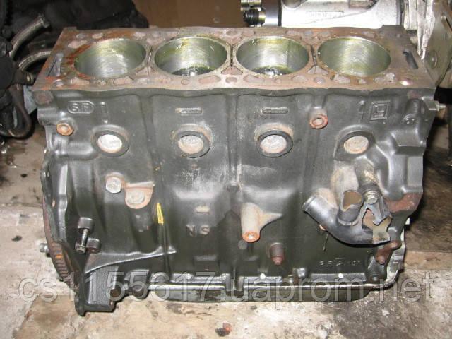 Блок двигателя D9B, XUD9A на Peugeot 306 1.9D, SLD год 1994-2001, Peugeot Partner 1.9D с 1996 года