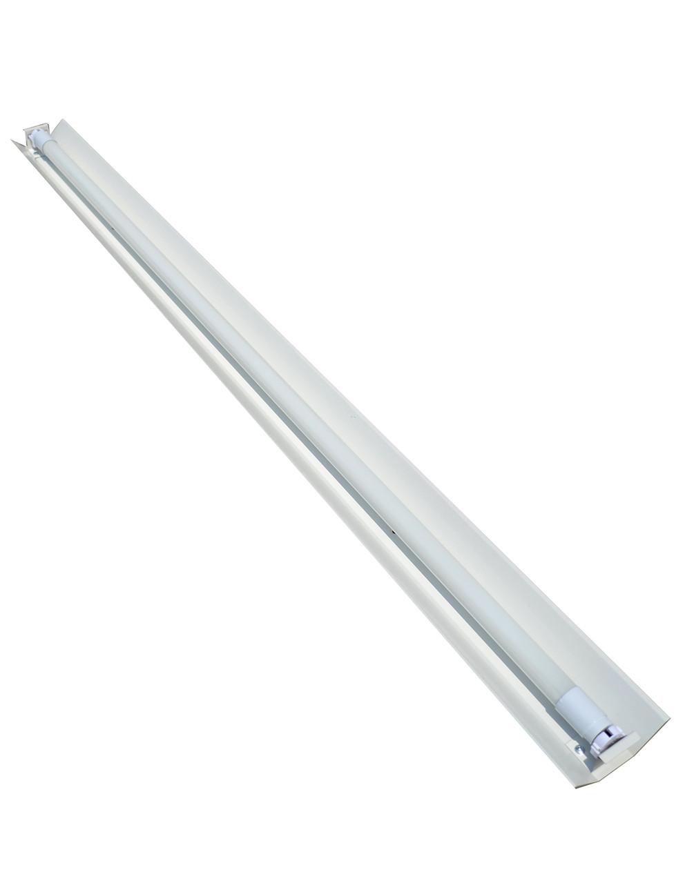 Світильник відкритий під led лампу Т8 120см СПВ 01-1200 компакт MSK Electric