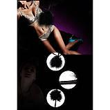 Набор для сексуальных игр черного цвета, фото 2