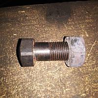 Болт карданный Т-150К короткий с гайкой (усиленный) 125.36.113-1, фото 1
