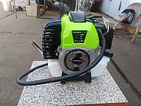 Двигун до мотокоси в зборі ( 43 см. куб.) Буковина М-430 ( з ручкою газу )