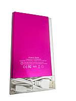 Power Bank Abeer 5000mAh розовый