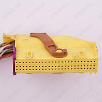 Разъем автомобильный 75-pin/контактный. Мама. 68×17 mm. Б.У