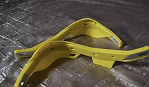 Мото защита рук на Руль  ударопрочная с креплением на руль 22мм, фото 2