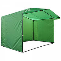 Палатка торговая, рекламная, агитационная 1.5х1.5м Ткань Оксфорд 150гр/м2 + Каркас 20мм