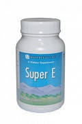 Супер Е / Super E Виталайн / VitaLine Природный витамин Е, антиоксидант 240 желатиновых капсул