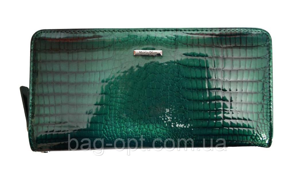 Женский кошелек из натуральной кожи Mario Doin (10x19.5x3 см)