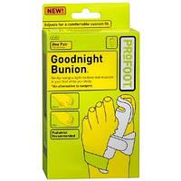 Бандаж-фиксатор для большого пальца Goodnight Bunion