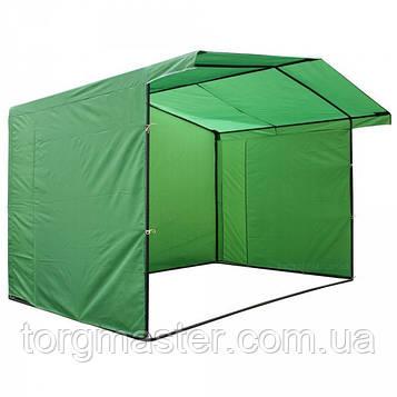 Палатка торговая, рекламная, агитационная 2.5х2м  Ткань Оксфорд 150гр/м2 + Каркас 20мм