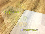 Захисний килимок під офісне крісло Tip Top™ 1,5 мм 1000*1500мм Напівматовий (закруглені краї), фото 9