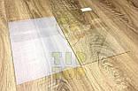 Захисний килимок під офісне крісло Tip Top™ 1,5 мм 1000*1500мм Напівматовий (закруглені краї), фото 10