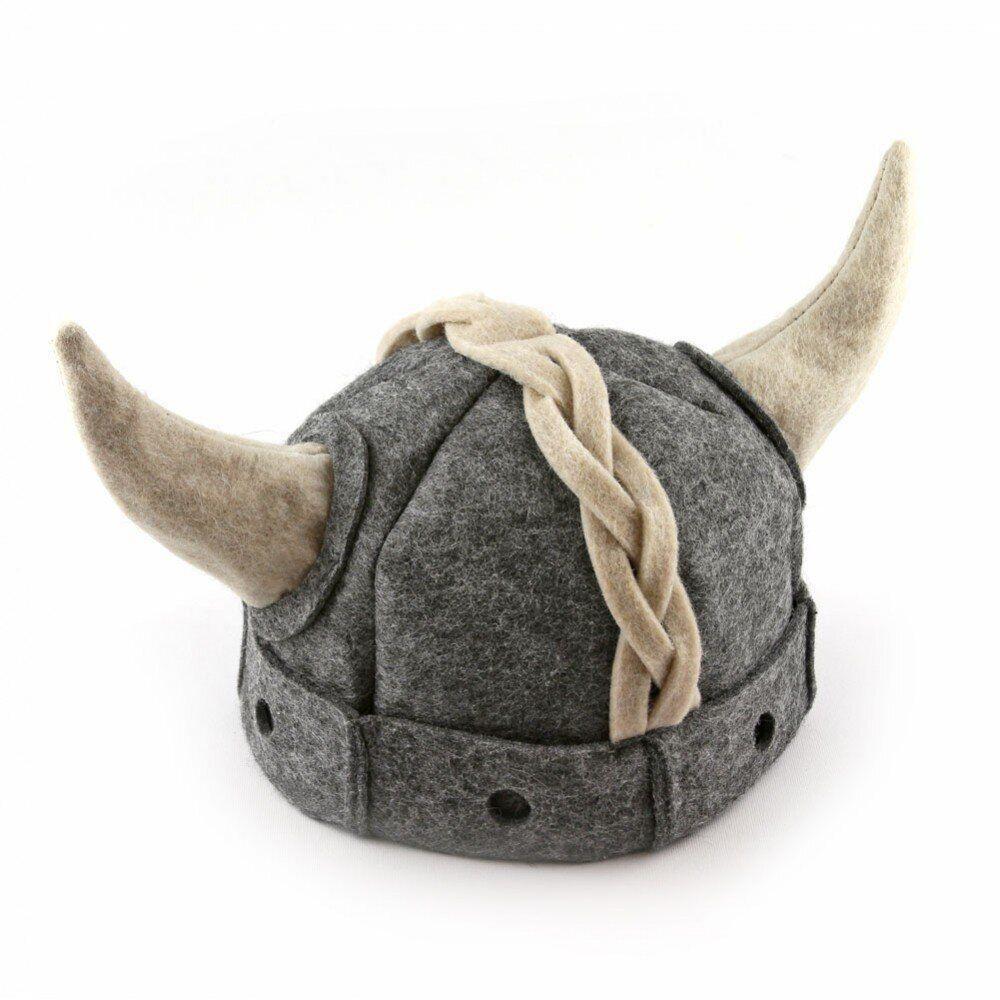 Шапка для бани и сауны Fassbinder™ Шлем Викинга