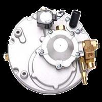 Редуктор Bigas M91 Super (метан) 2-3-е пок., эл., 140-190 л.с. (100-140 кВт), вход D6 (M12x1), вых