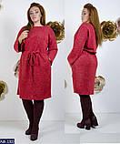 Женское платье   (размеры 48-54) 0229-81, фото 2