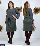 Женское платье   (размеры 48-54) 0229-81, фото 4