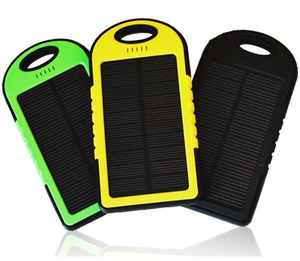 Солнечное зарядное устройство 5000mAh
