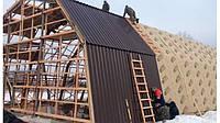 Ангары. Склады. Строительство металл каркасных зданий.