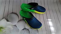 Кроксы летние Crocs LiteRide™ Clog синие 38 разм., фото 1