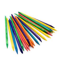 Апельсиновые палочки, микс цветов, 25 штук