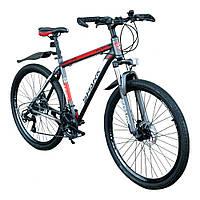 Спортивный Алюминиевый велосипед SPARK LEVEL 27.5 дюймов 19 рама. БЕСПЛАТНАЯ ДОСТАВКА. Суперлегкий.