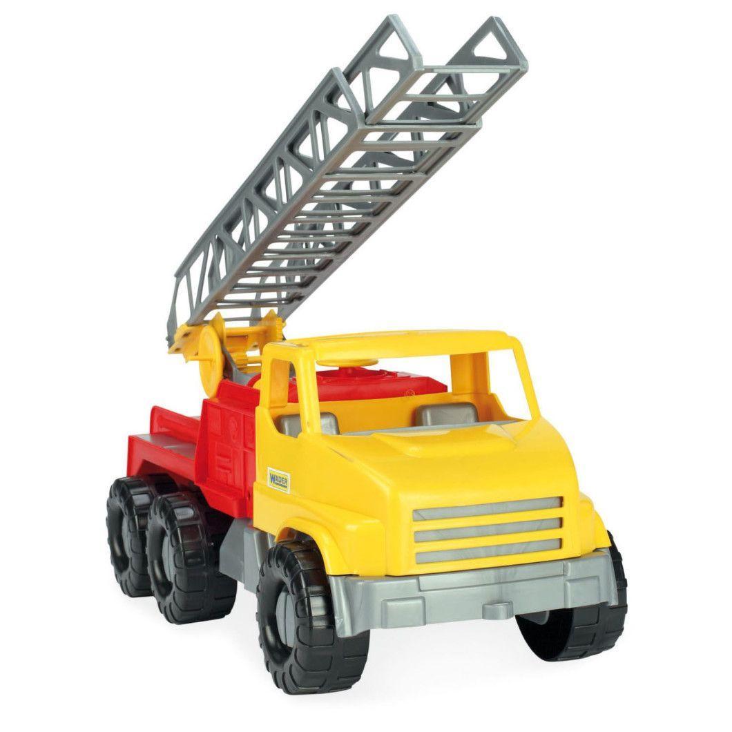 """Авто """"City Truck"""" пожарная в коробке (39367)"""