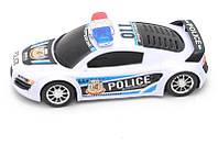 Полицейская машинка инерционная