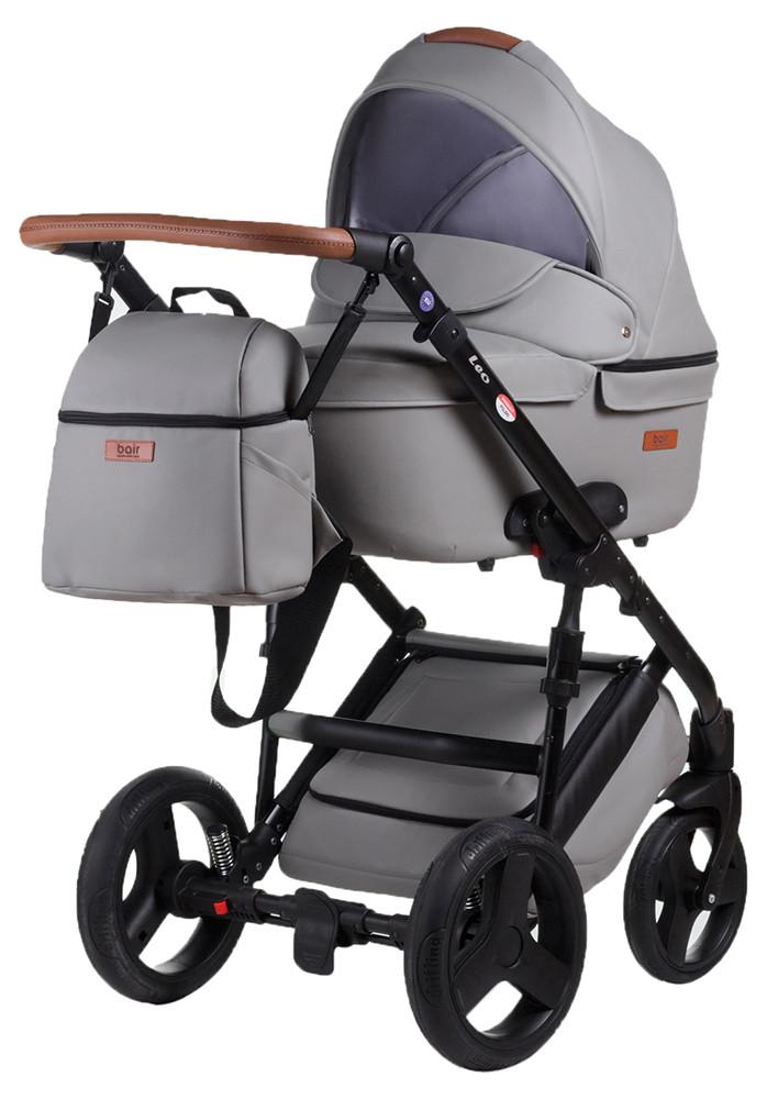 Универсальная детская коляска 2 в 1 Bair Leo GN-45
