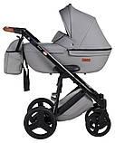 Универсальная детская коляска 2 в 1 Bair Leo GN-45, фото 2