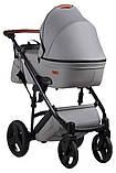 Универсальная детская коляска 2 в 1 Bair Leo GN-45, фото 3